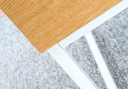 Funktionaler design couchtisch fabric eiche wei for Design couchtisch fabric