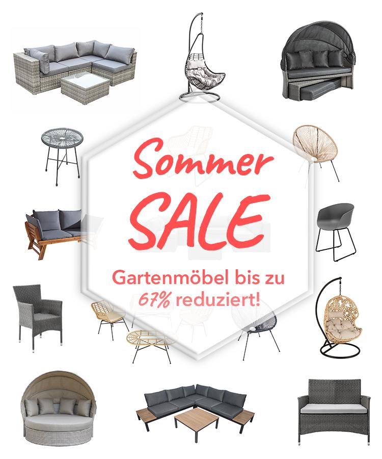 Slide 2 Sale Gartenmoebel