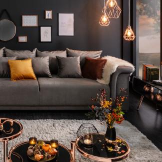 Wohnwelten Trendfarbe Kupfer