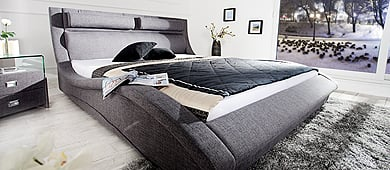 betten in exklusiven designs riess. Black Bedroom Furniture Sets. Home Design Ideas