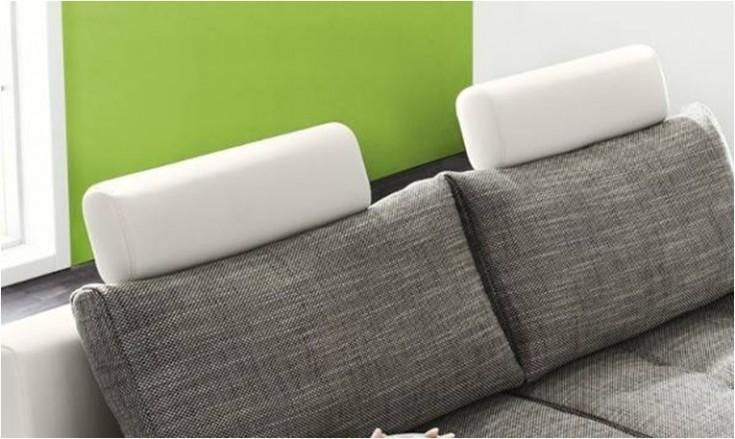 kopfst tze weiss passend f r die sofas robby sunshine und jaime riess ambiente onlineshop. Black Bedroom Furniture Sets. Home Design Ideas