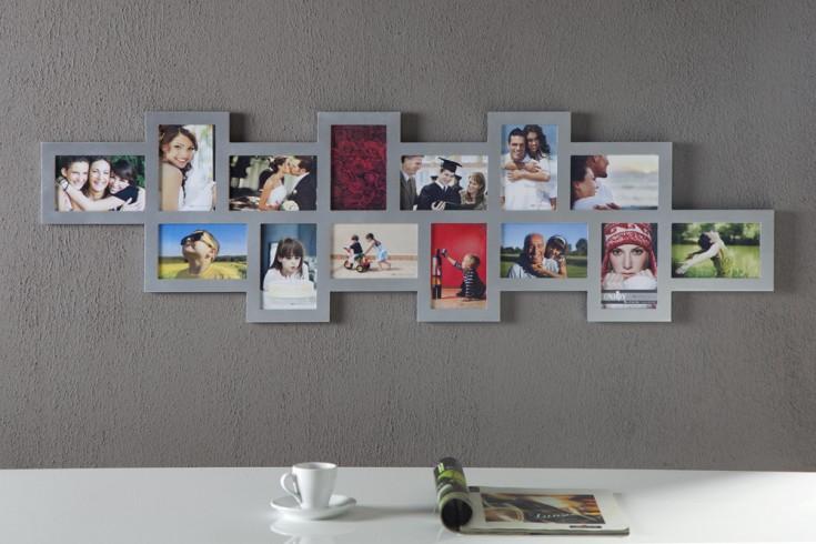 edler holz bilderrahmen xl galeria f r 14 fotos rahmen silber riess ambiente onlineshop. Black Bedroom Furniture Sets. Home Design Ideas
