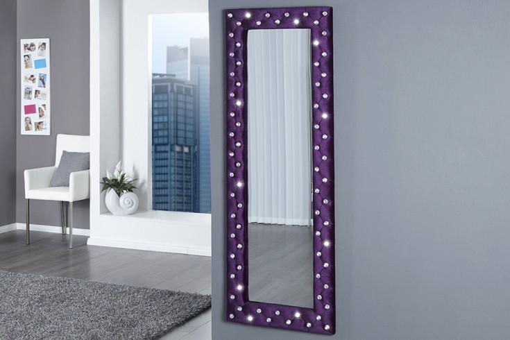 gro er wandspiegel boutique 170x60 lila samt mit. Black Bedroom Furniture Sets. Home Design Ideas