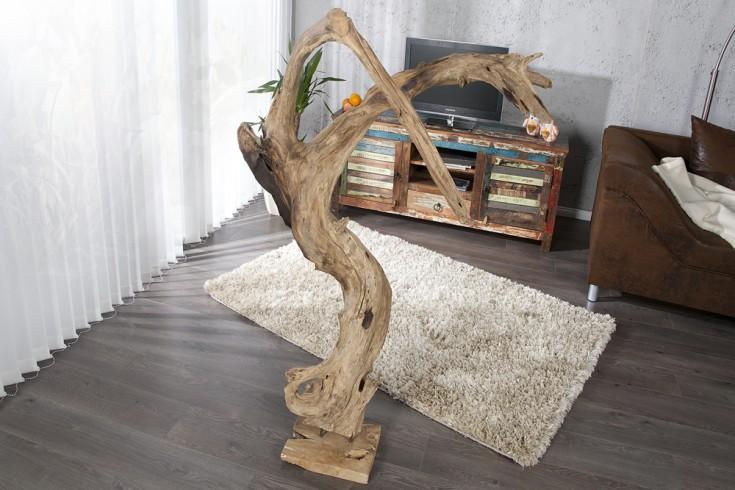 gro e stand natur skulptur reef treibholz teak 130 cm. Black Bedroom Furniture Sets. Home Design Ideas