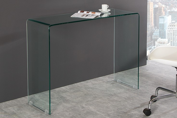 Glas Konsole GHOST 100 Cm