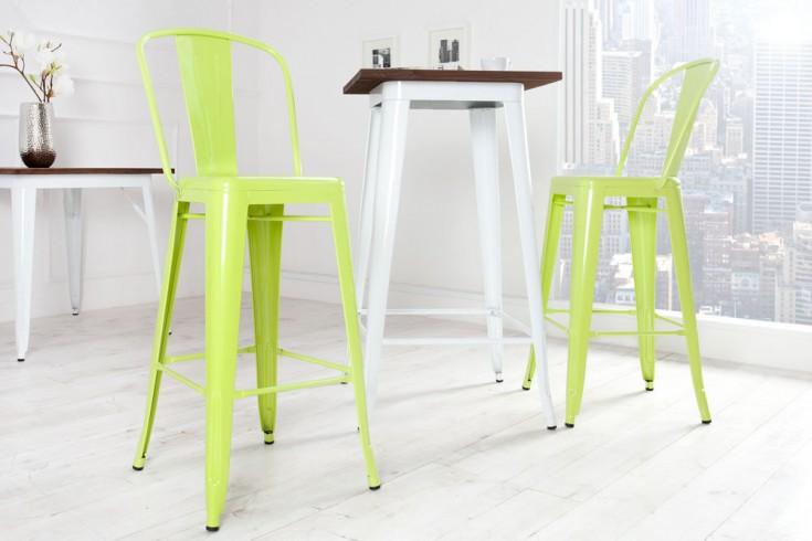 Design barstuhl montmartre lemon 115cm designklassiker for Barhocker designklassiker