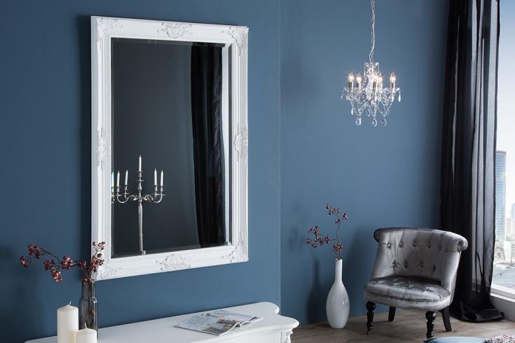 barock spiegel renaissance wei 105cm wandspiegel riess. Black Bedroom Furniture Sets. Home Design Ideas