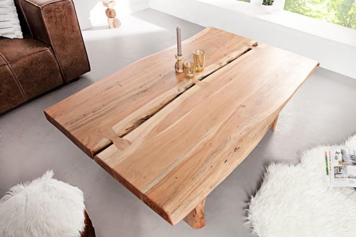 massiver baumstamm couchtisch big amazonas im soliden. Black Bedroom Furniture Sets. Home Design Ideas