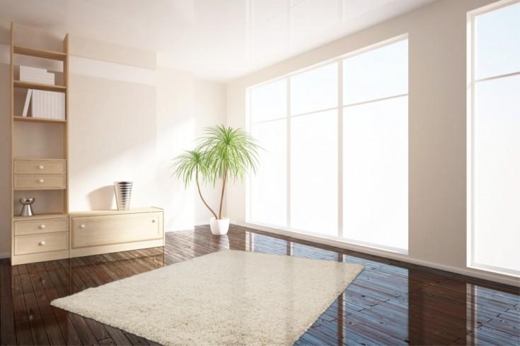 Design Hochfloor Teppich SHAGGY creme 160x230cm