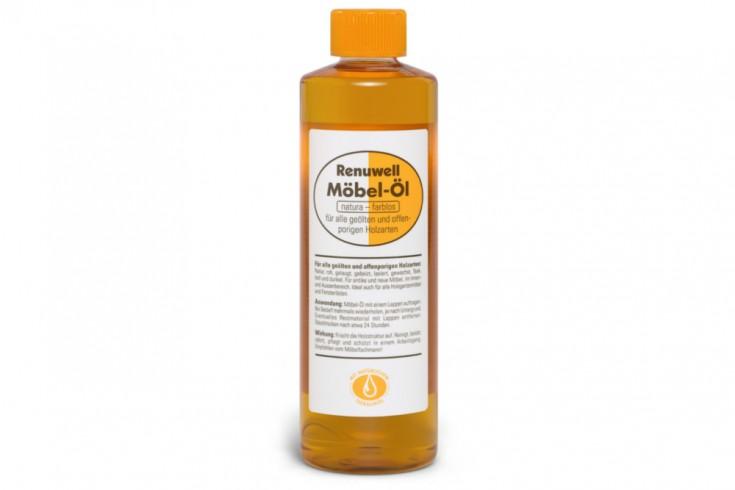 Renuwell Möbel-Öl 500ml farblos