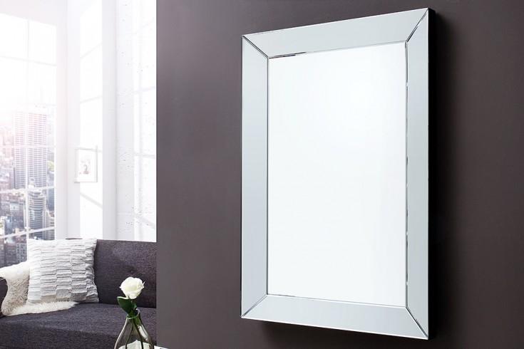 Trendstarker Wandspiegel GALLANT 90 cm mit raffinierten Lichteffekten