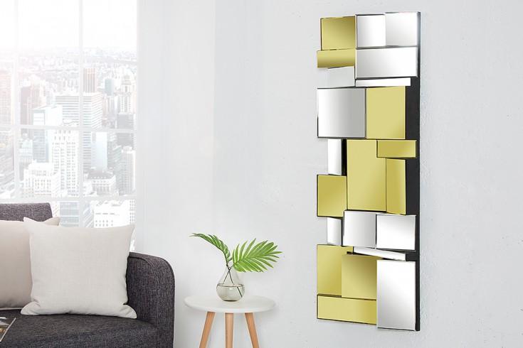 Skulpturaler Spiegel INVOLUTION 120x40 cm