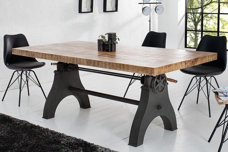 Tisch Design Schiffsplanken Mittelmeer - Design