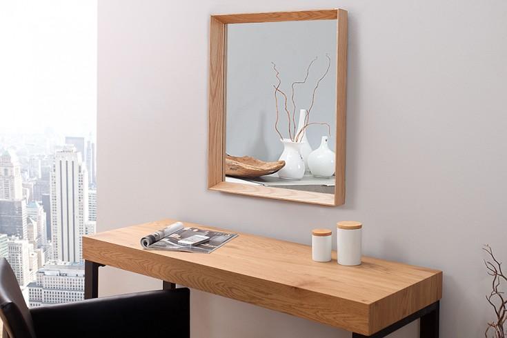 Hochwertiger Spiegel OAK eckig nordamerikanische Eiche