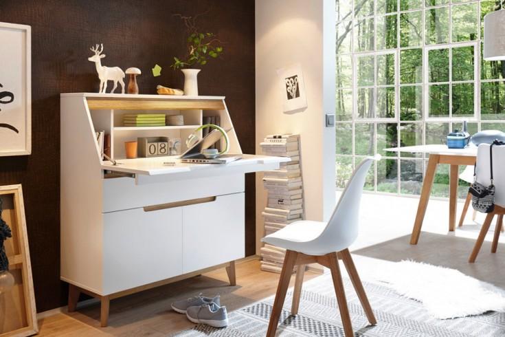 design sekret r wei eiche riess. Black Bedroom Furniture Sets. Home Design Ideas