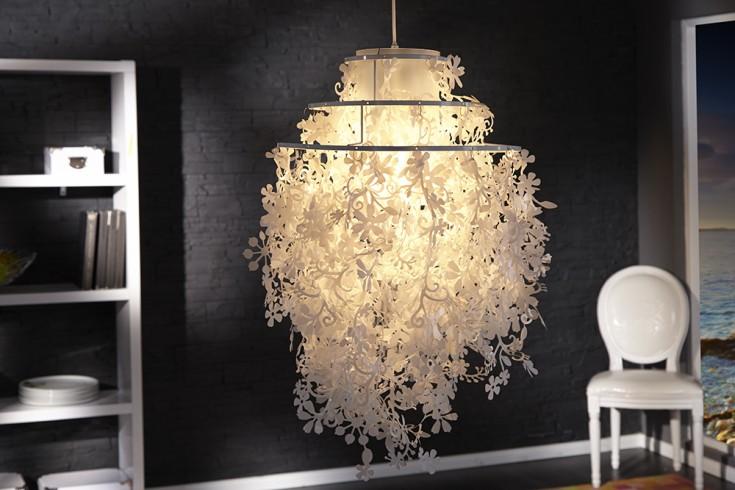 stylische h ngelampe primavera wei riess. Black Bedroom Furniture Sets. Home Design Ideas