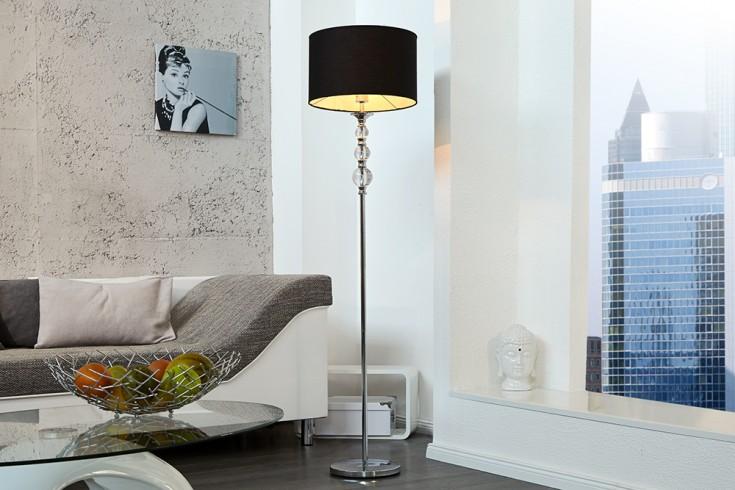 stehlampe allure schwarz online kaufen riess. Black Bedroom Furniture Sets. Home Design Ideas