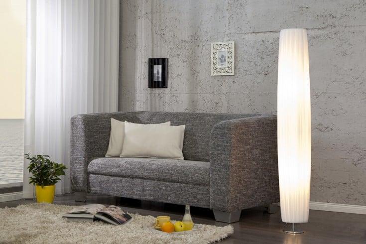 Design Klassiker Stehlampe MARILYN weiss