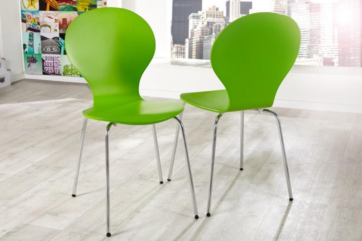 Design stuhl form gr n riess for Design stuhl form