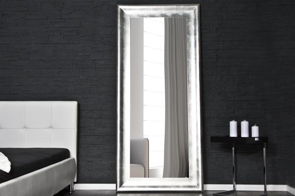 Design standspiegel brillado 180x80 cm silber spiegel holz - Italienische designer wandspiegel ...