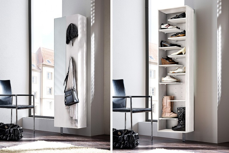 schuhschr nke edle designs online bei riess ambiente. Black Bedroom Furniture Sets. Home Design Ideas