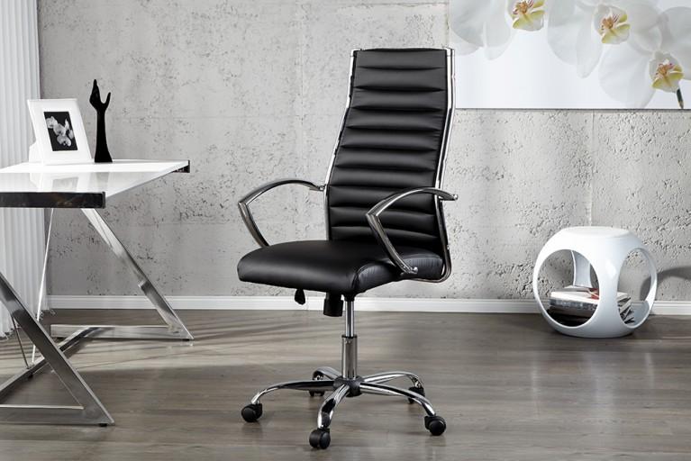 Design Bürostuhl Chefsessel Big Deal schwarz