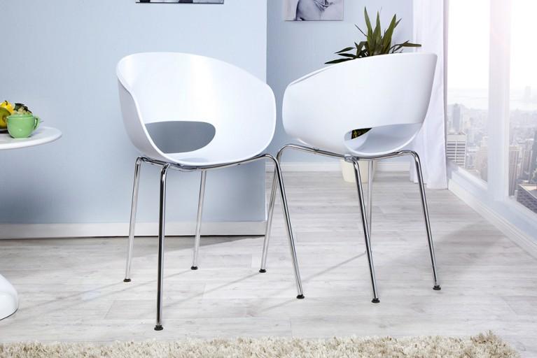 Design Stuhl ASTRONAUT weiss
