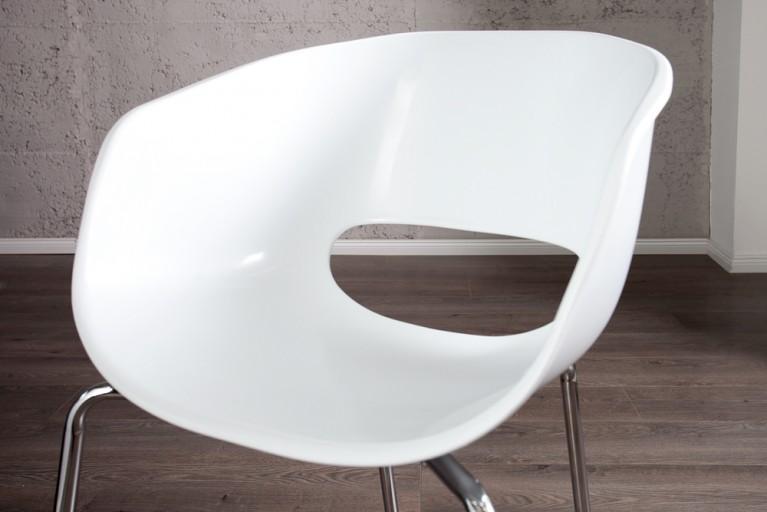 Design Stuhl ASTRONAUT weiß