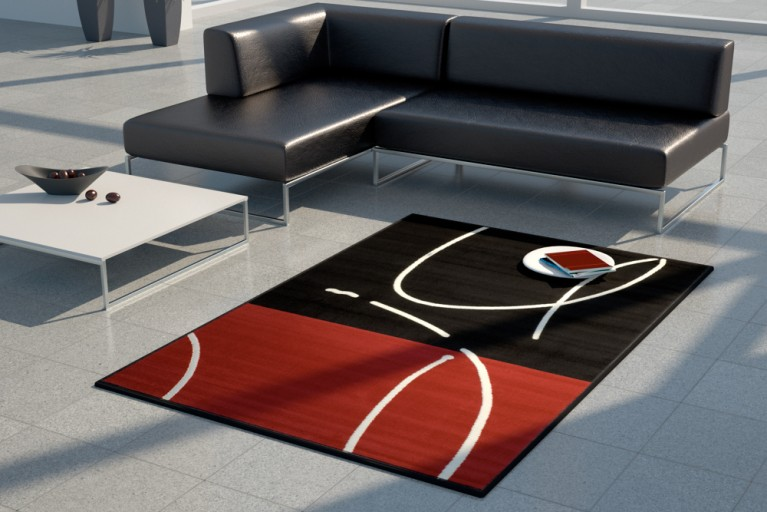 Dekorativer Design Teppich CREATIVO 160x230cm