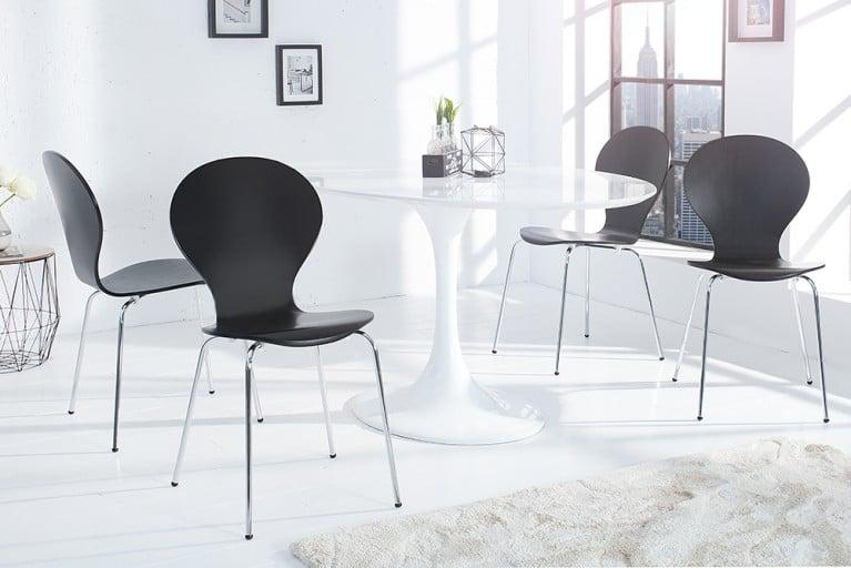 Design stuhl form wei riess ambiente onlineshop for Design stuhl form
