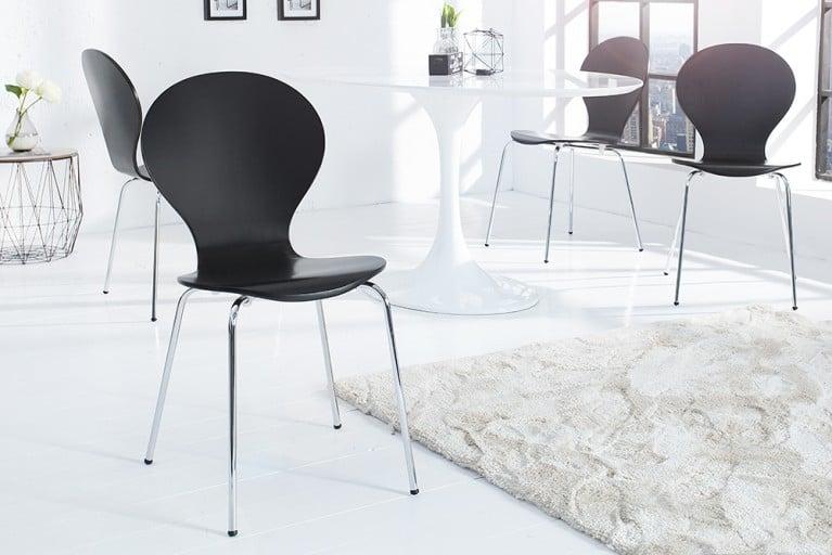 Design stuhl form designklassiker aus hochwertigem for Designklassiker stuhl