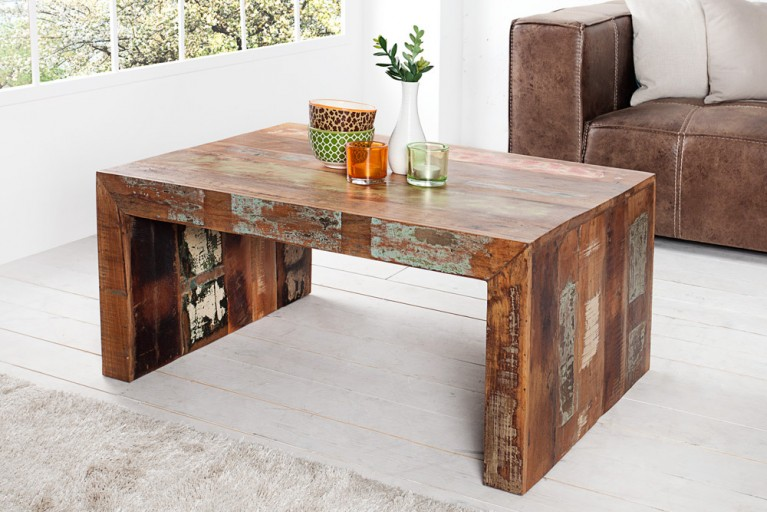 Sideboard jakarta 180 cm recycling riess - Recycling couchtisch ...