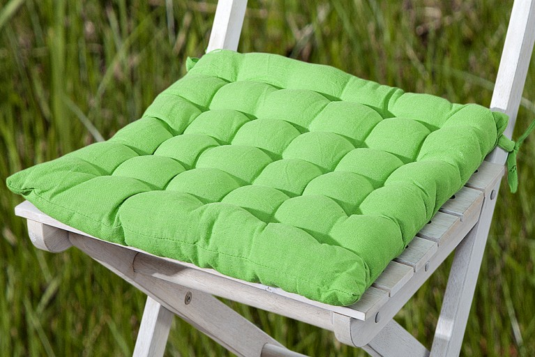 Design Sitzkissen SUMMER Lime 40x40cm