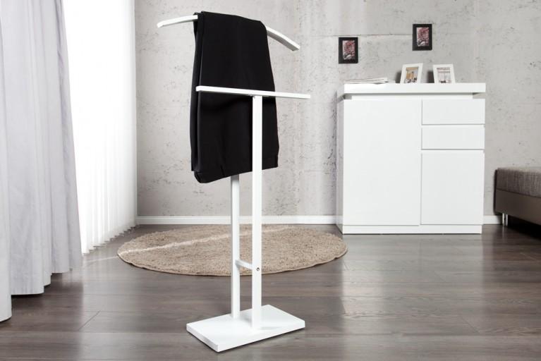 Design Dressboy VALET weiß 100cm Herrendiener