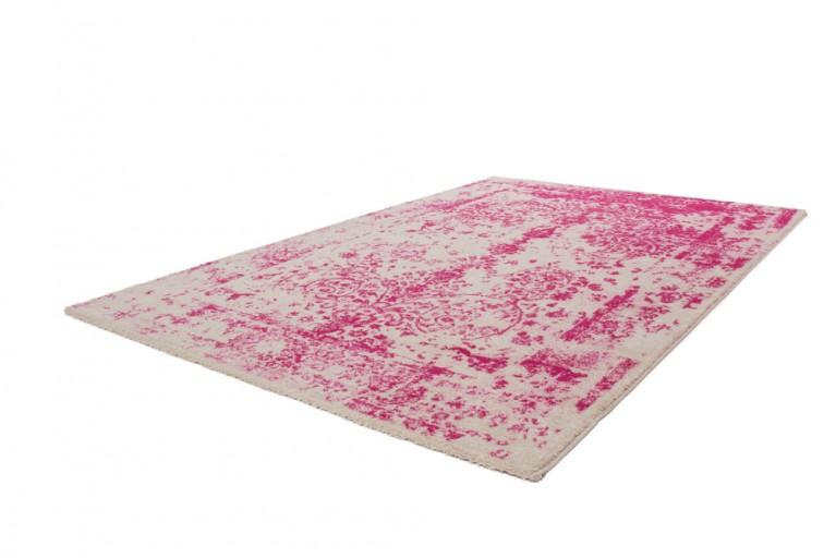 Pompöser Ornament Teppich ROYAL Vintage 160x230cm fuchsia