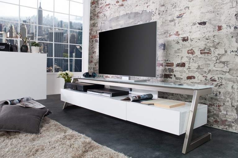 Großes TV Lowboard Mediencenter DAISY II Original MCA 185 cm Plasma