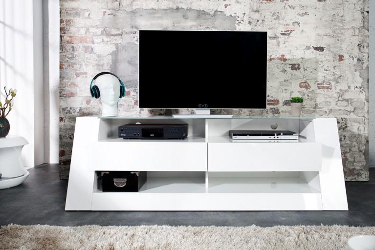 Großes TV Lowboard Mediencenter FRONT II Original MCA 165 cm Plasma