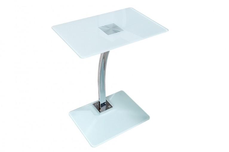 Design TABLET LAPTOP BUTLER Tisch Beistelltisch weiß