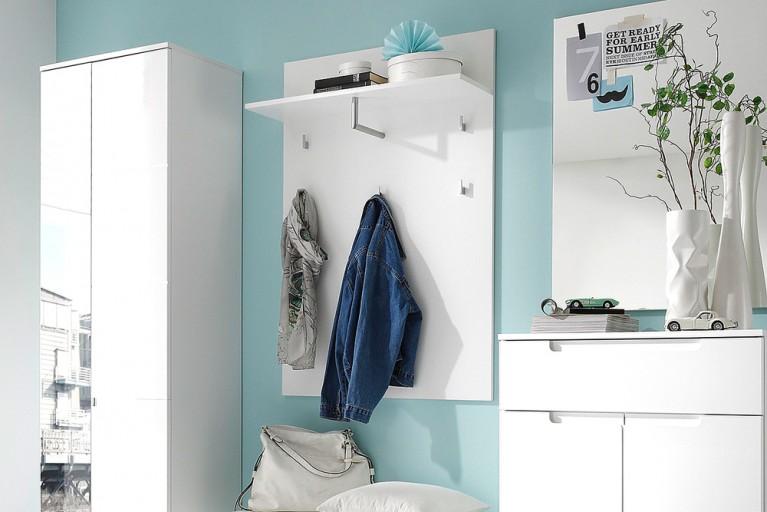 Design Garderobenpaneel CLUB 80cm
