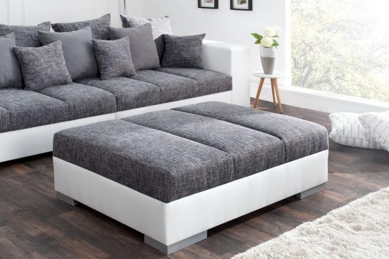 Grau Sofa 3 sitzer sofa riess ambiente de