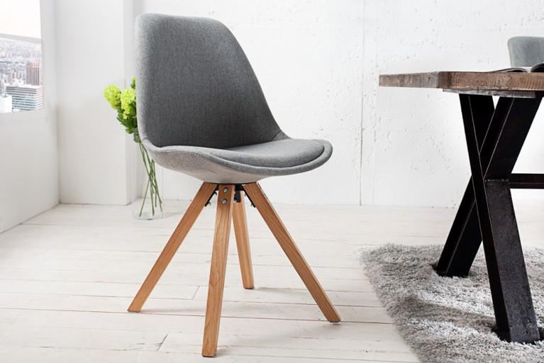 Massiver esstisch iron craft eisen massivholz komposition for Stuhl scandinavian design