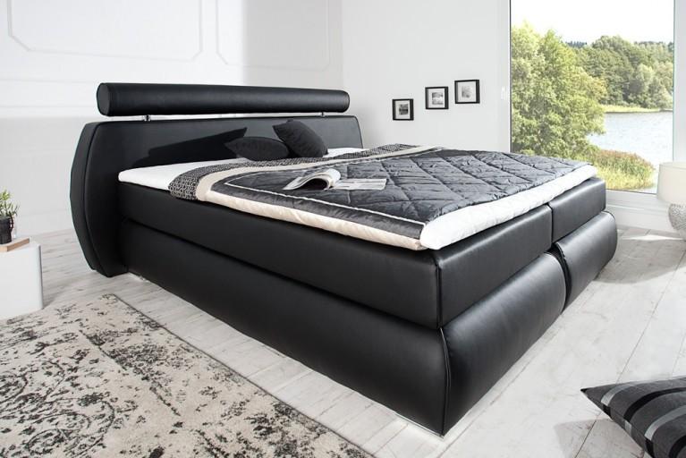 g nstige boxspringbetten in unvergesslichen designs von. Black Bedroom Furniture Sets. Home Design Ideas