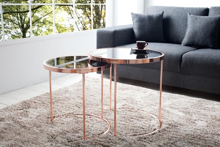 Couchtische und truhen f r ihr wohnzimmer riess ambiente for Design couchtisch orbit