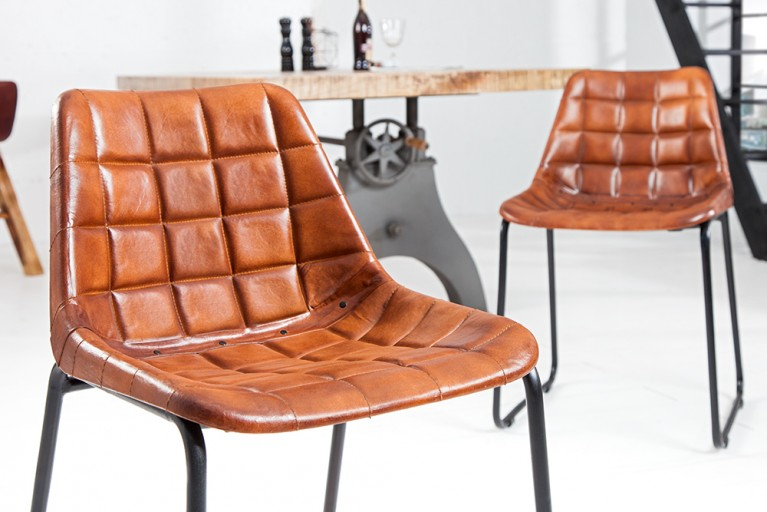 Designer st hle zu g nstigen preisen riess for Design stuhl milano echtleder