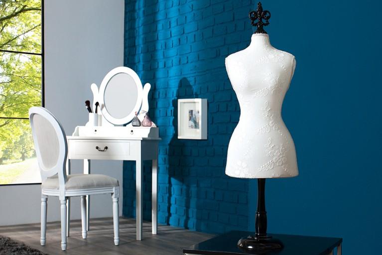 Design Mannequin FLORALIS stylische Schneiderpuppe inkl. Beleuchtung