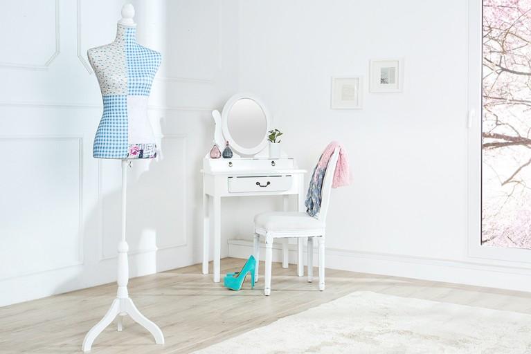 Design Mannequin PATCHWORK stylische Schneiderpuppe höhenverstellbar