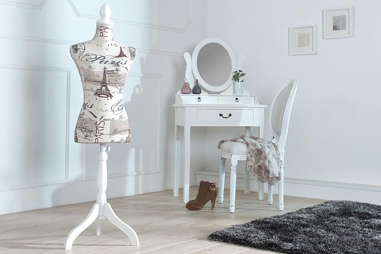 Design Mannequin PARIS COUTURE stylische Schneiderpuppe höhenverstellbar