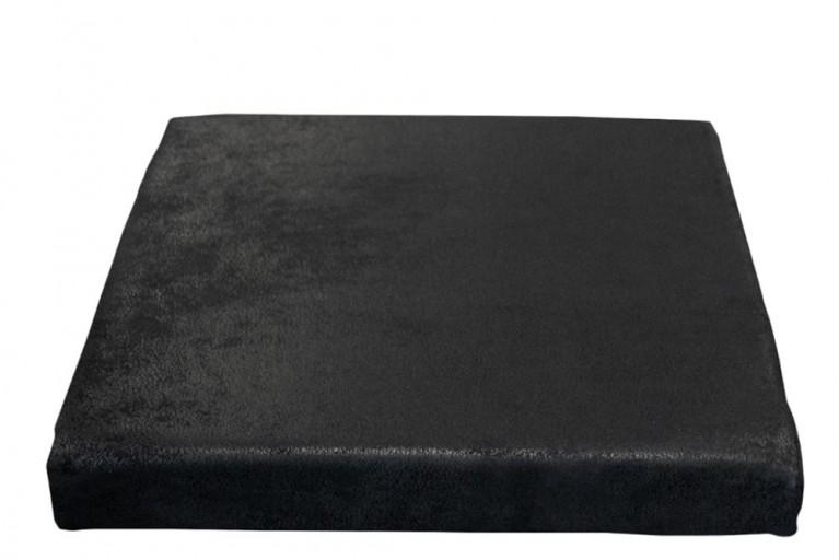 Elegantes Klemmkissen JAM für Sitzbänke buffalo schwarz 40 cm