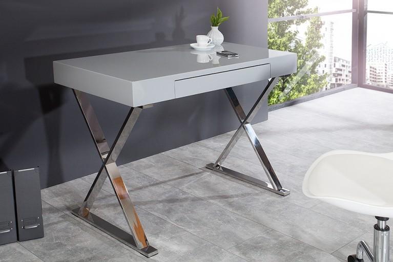 Schreibtisch design  Design Schreibtische bequem online bestellen | Riess-Ambiente.de