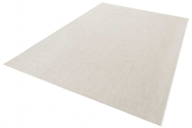 Eleganter In- & Outdoorteppich LOTUS 80x200 cm creme Lotus Summer Collection